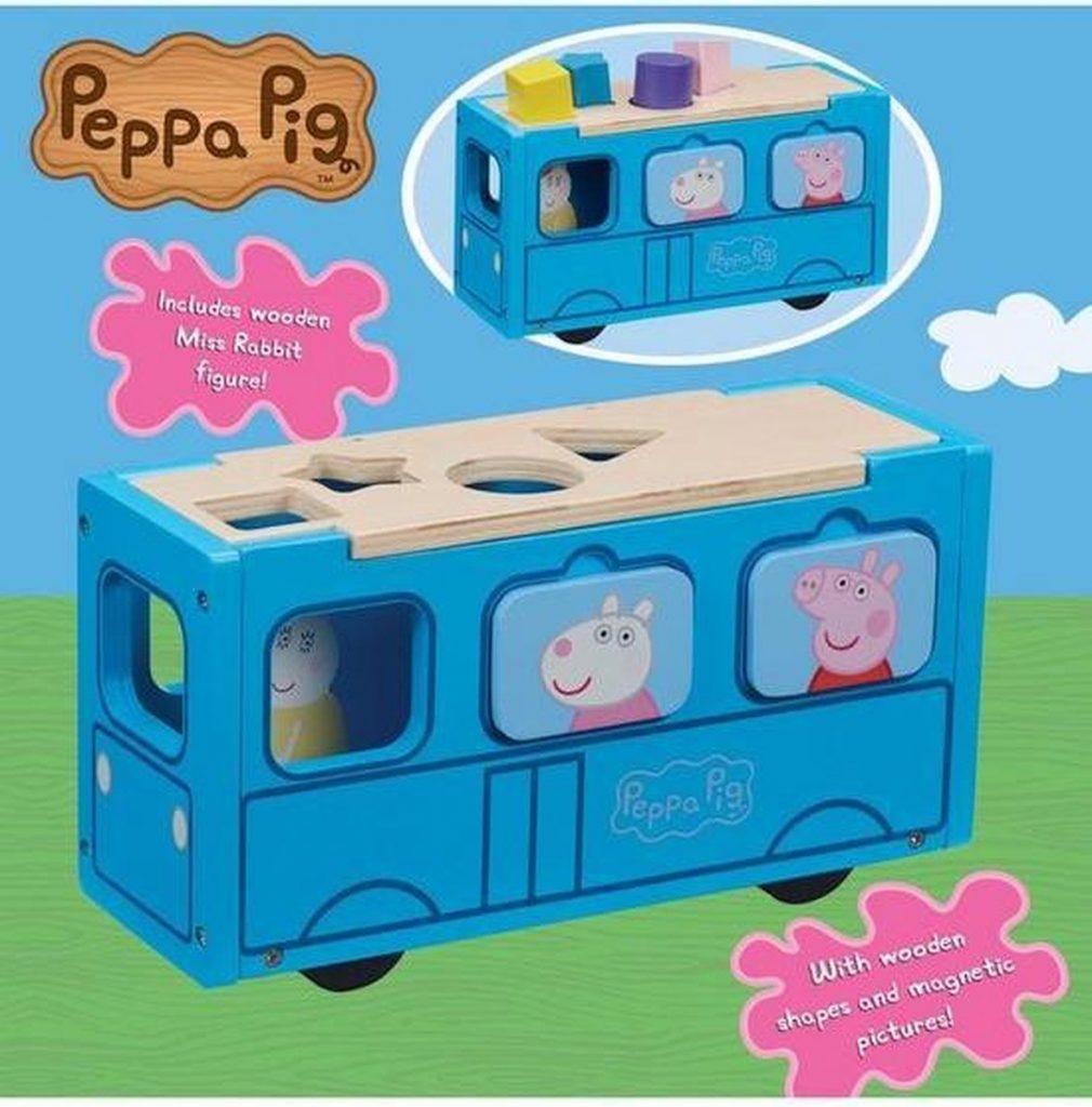 Peppa Pig Houten Speelgoed