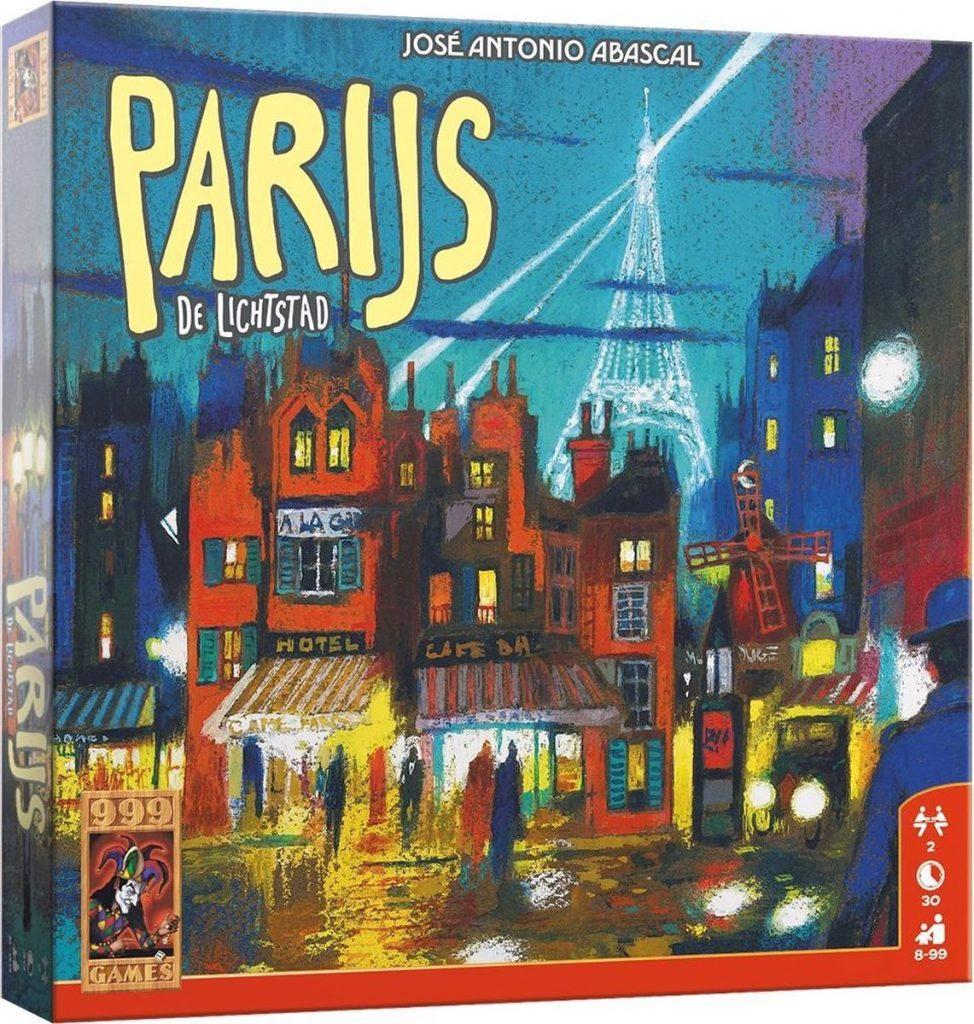Parijs - spellen voor 2 spelers