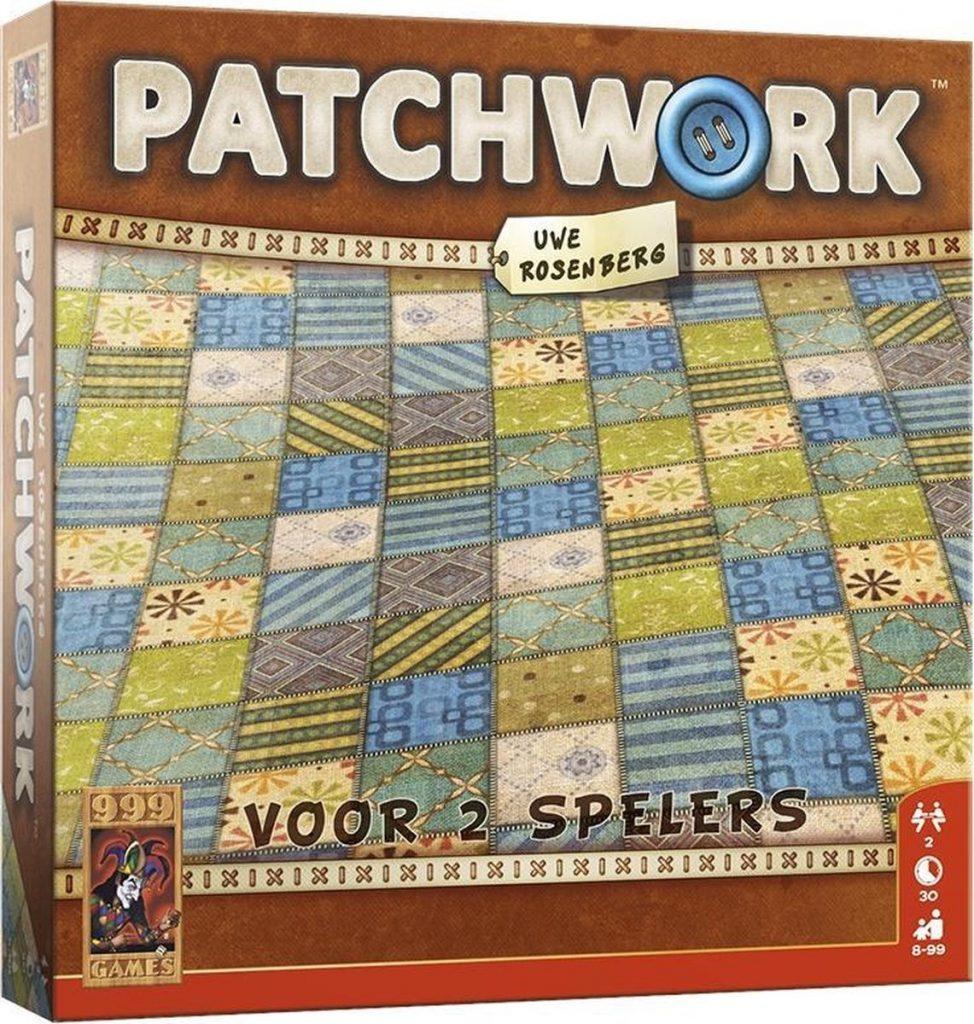 Patchwork - ideaal voor 2 personen