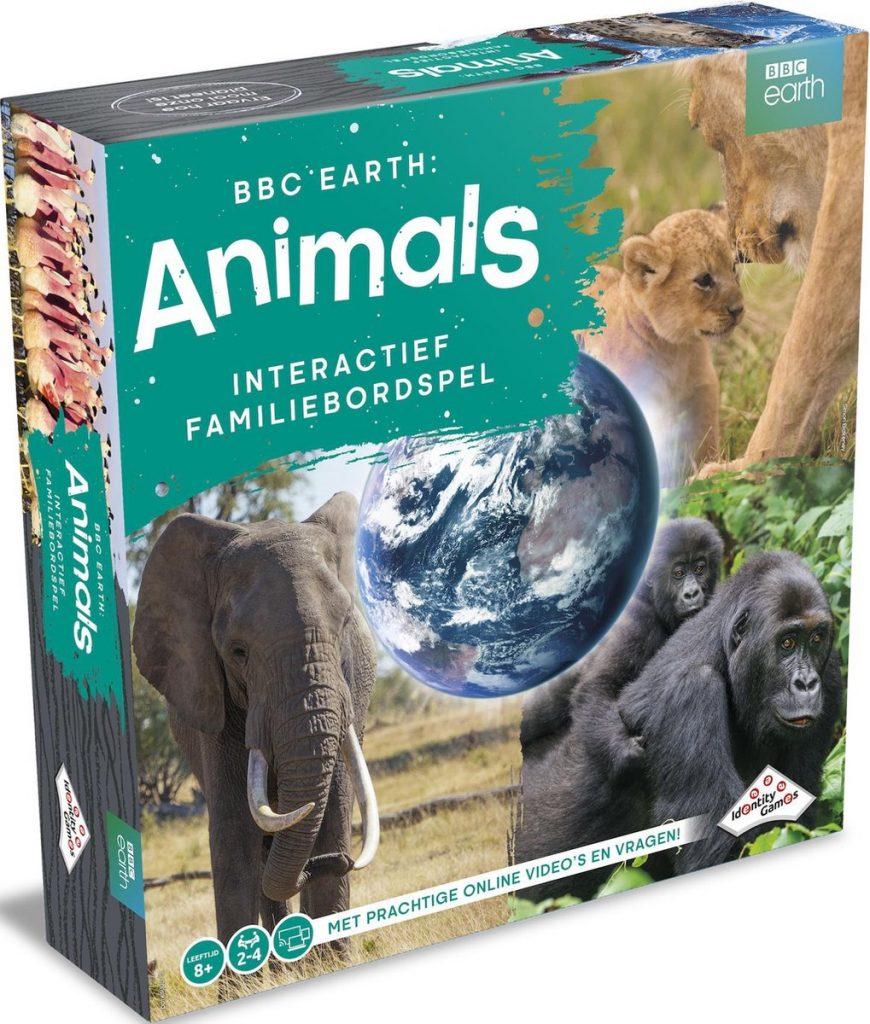 BBC Earth Animals