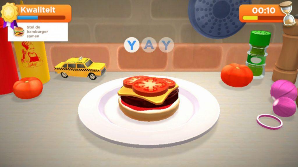 Hamburger bereiden