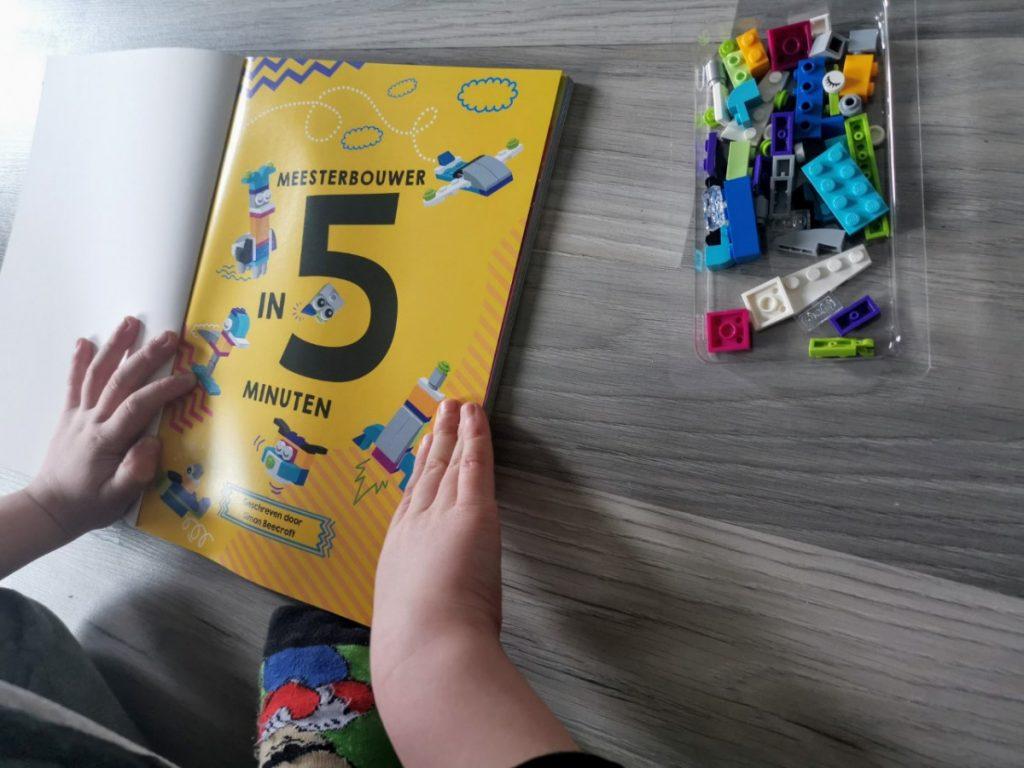 LEGO Meesterbouwer in 5 minuten