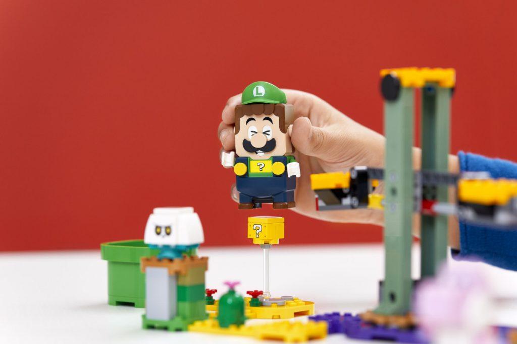 Luigi LEGO Super Mario