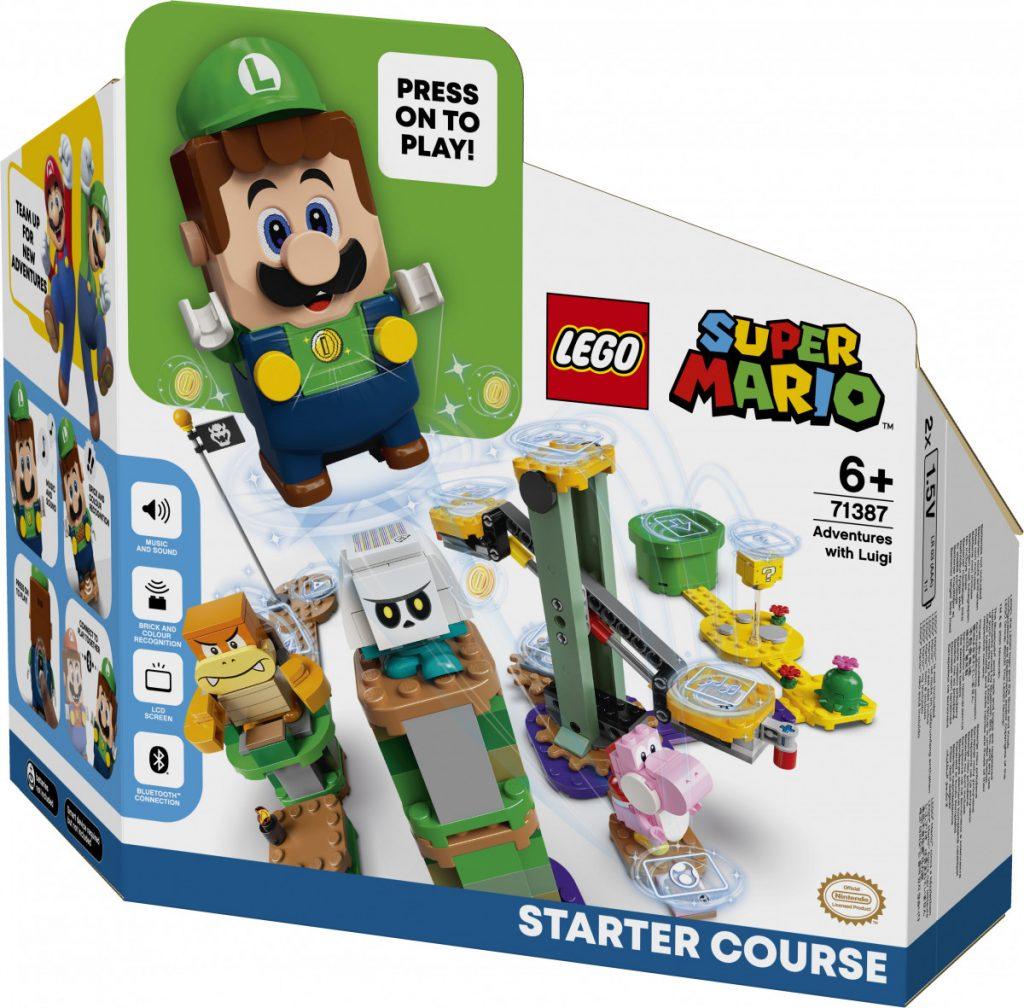 Avonturen met Luigi startset