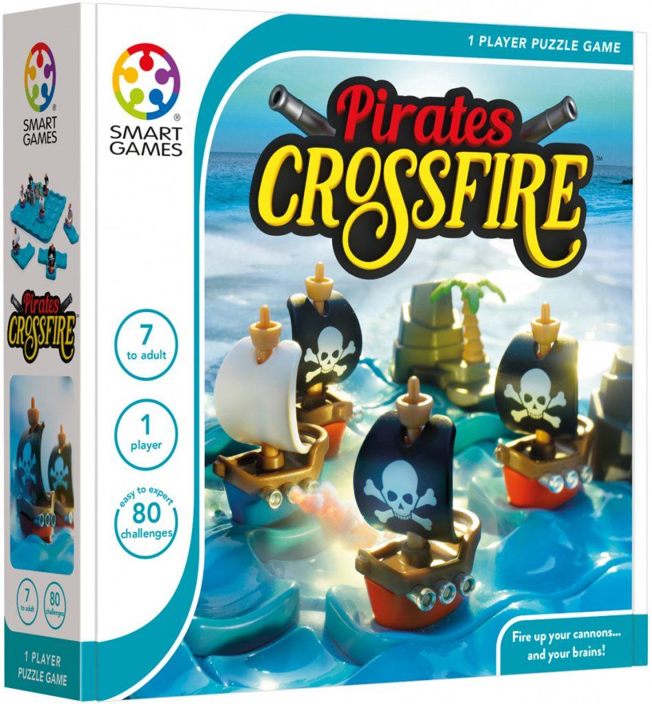 Pirates Crossfire van SmartGames