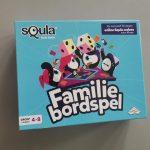 Squla Familie bordspel
