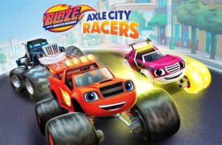 Blaze en de Monsterwielen: Axle City Racers