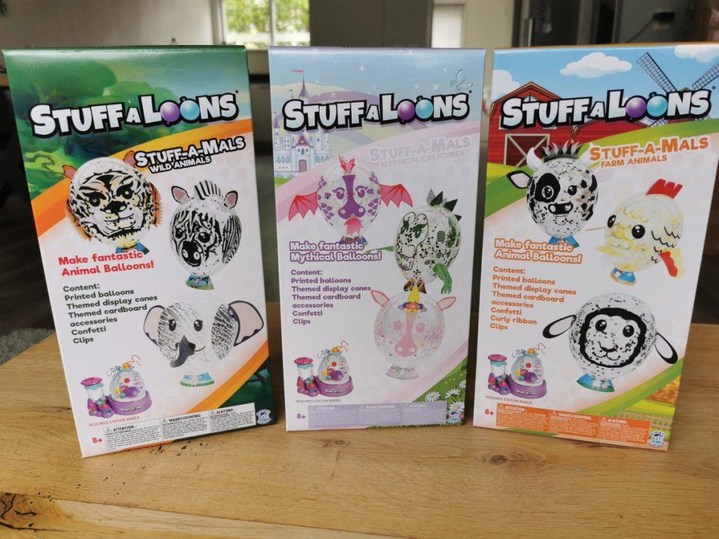 Stuff-A-Loons Navulpakketten