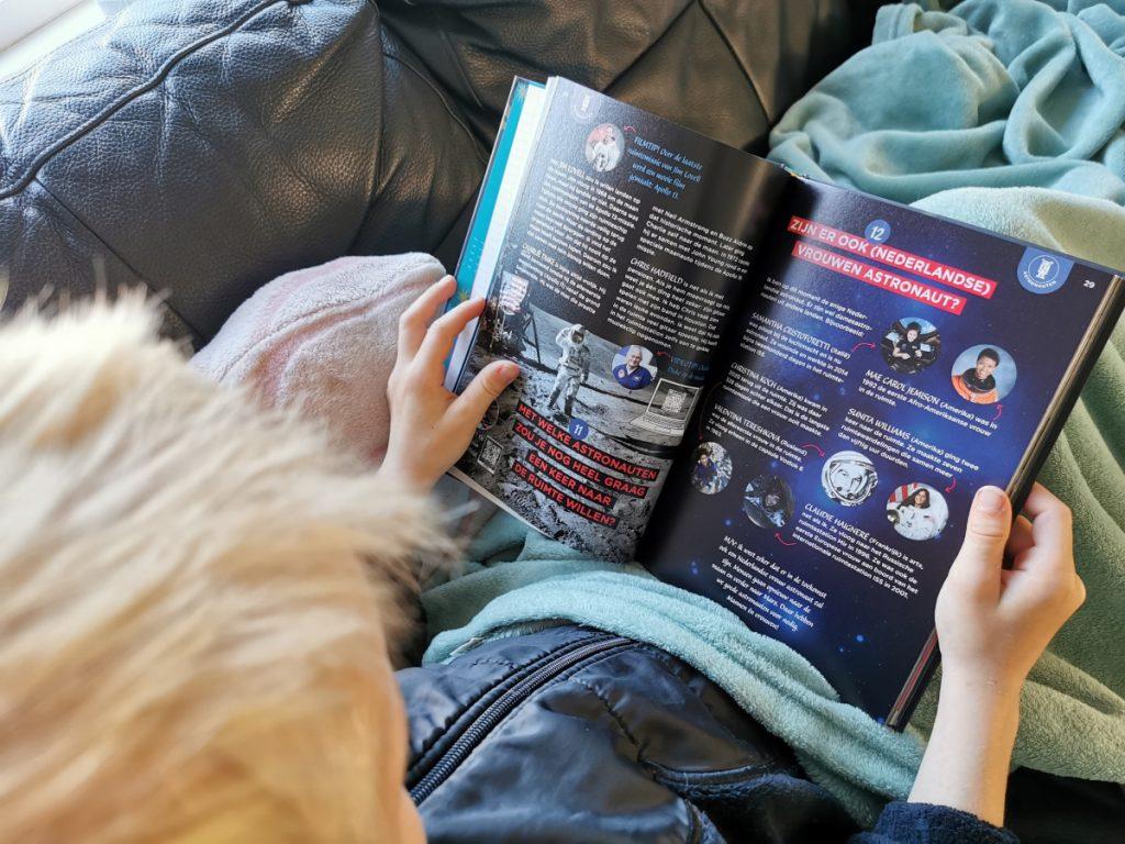 101 vragen aan asronaut Andre Kuipers - Het boek