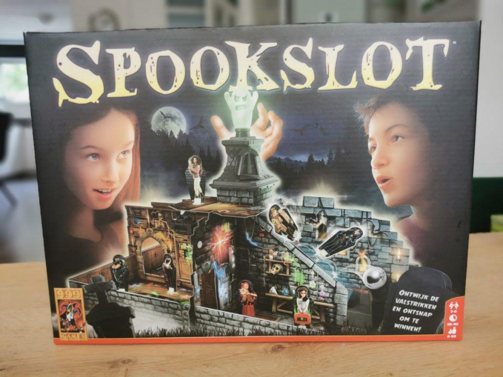 Bordspel Spookslot van 999 Games