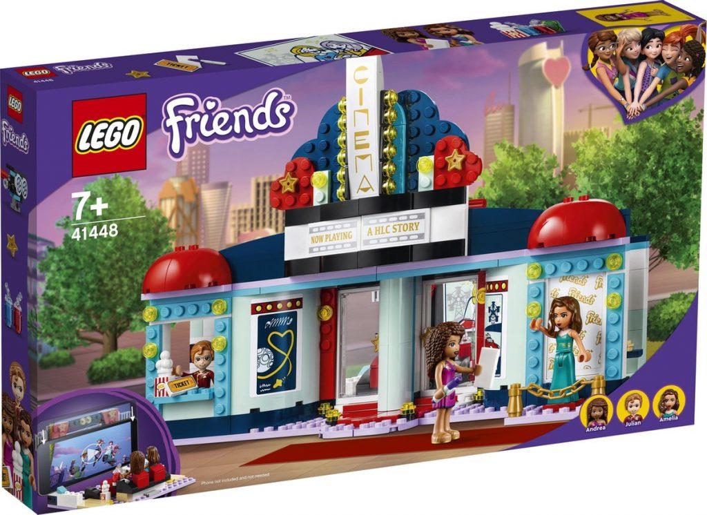 LEGO Friends Heartlake City Bioscoop
