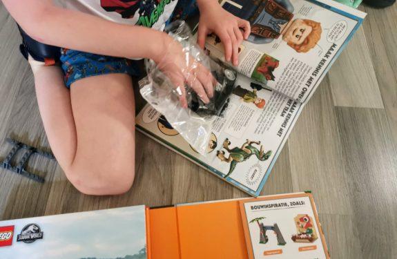 LEGO Jurassic World - Bouw je eigen avontuur 1