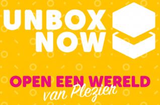 Unbox Now - Platform vol met spellen