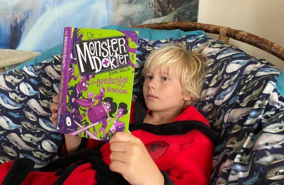 De Monsterdokter 2: De beestachtige bedreiging