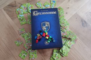 Carcassonne Jubileumeditie