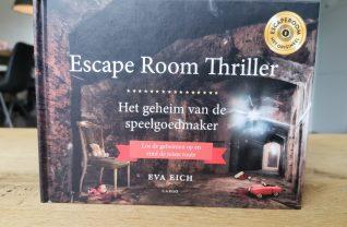 Escape Room Thriller Het geheim van de speelgoedmaker