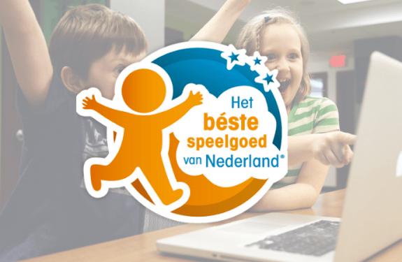 Het Beste Speelgoed van Nederland 2021