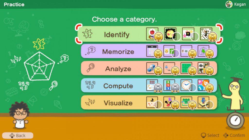 Zet je brein aan het werk in Big Brain Academy: Knappe Koppen voor Nintendo Switch