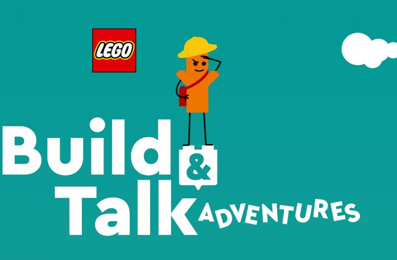 LEGO Build & Talk Adventures