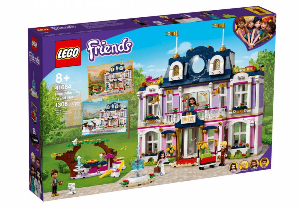 LEGO Heartlake City Grand Hotel