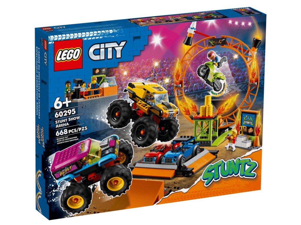 LEGO Stuntshow arena