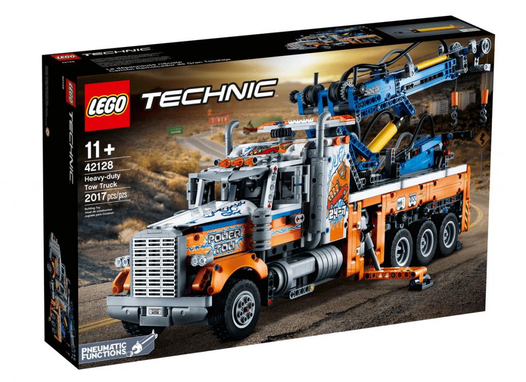 LEGO Technic Robuuste sleepwagen