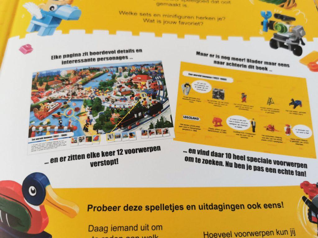 LEGO Zoekboek - Uitleg