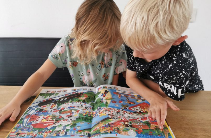 LEGO Zoekboek - Review