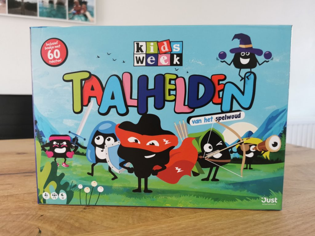 Taalhelden - Kidsweek - Just Entertainment