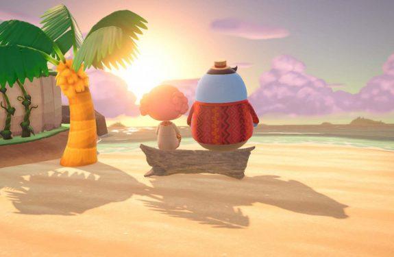 Animal Crossing Happy Home Paradise