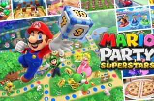 Mario Party Superstars voor de Nintendo Switch
