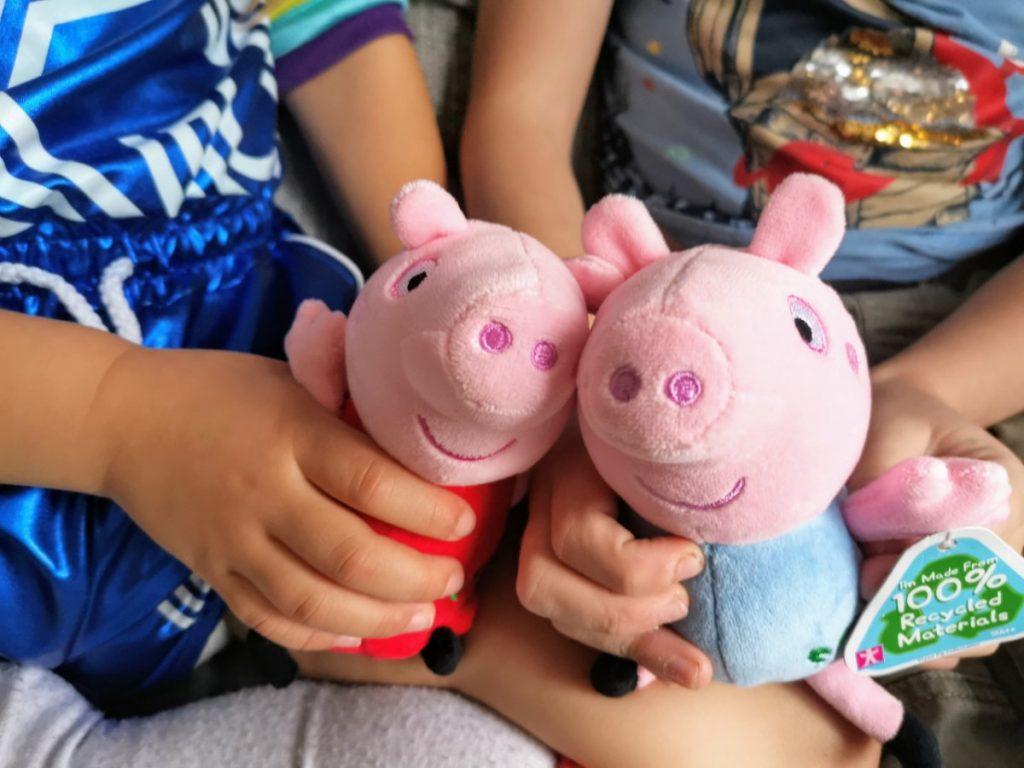 Peppa Pig speelgoed van BOTI 6