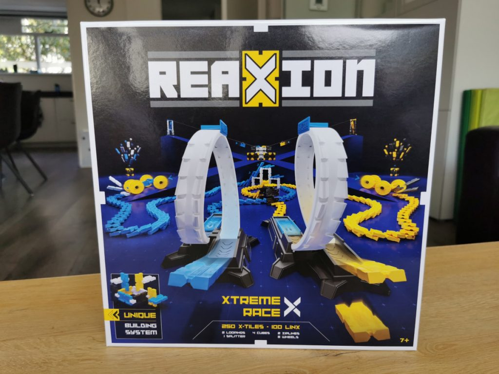 Reaxion Xtreme Race Goliath