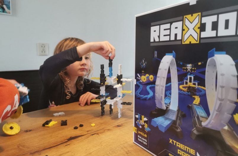 Reaxion Xtreme Race